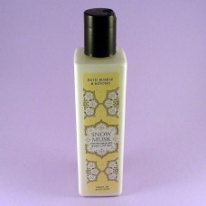 Snow Musk Moisturising Body Lotion 250ml
