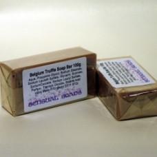 Belgium Truffle Soap 100g