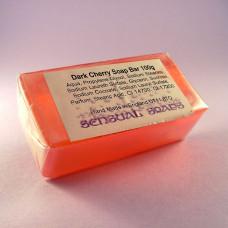 Dark Cherry Soap Bar 100g