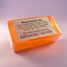 Mango Soap Bar 100g