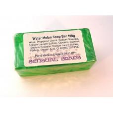 Water Melon Soap Bar 100g